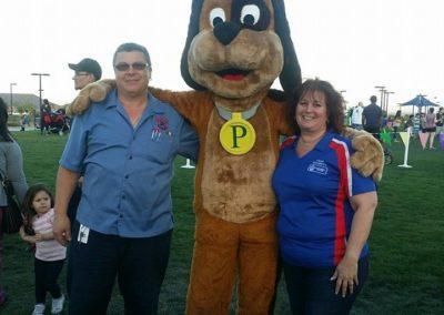 ASAP Community Outreach Mascot