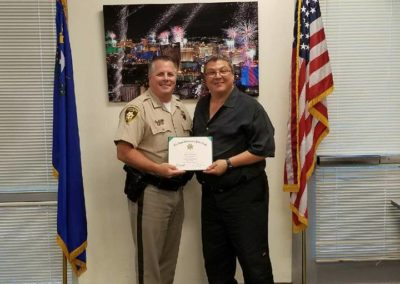 ASAP Partnership with LVMPD