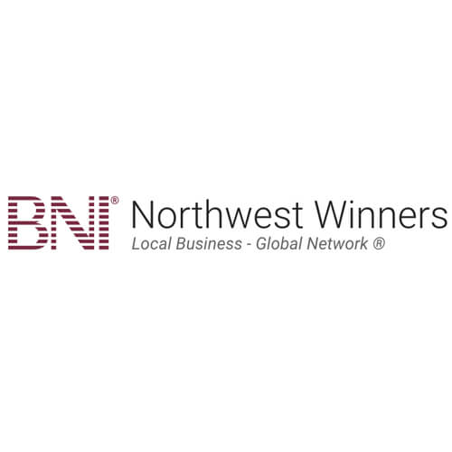 BNI Northwest Winners