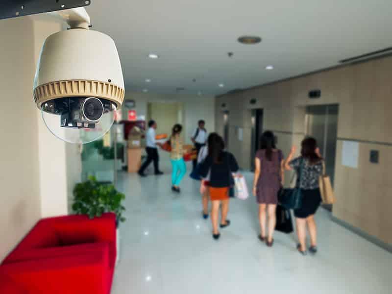 home security camera house surveillance