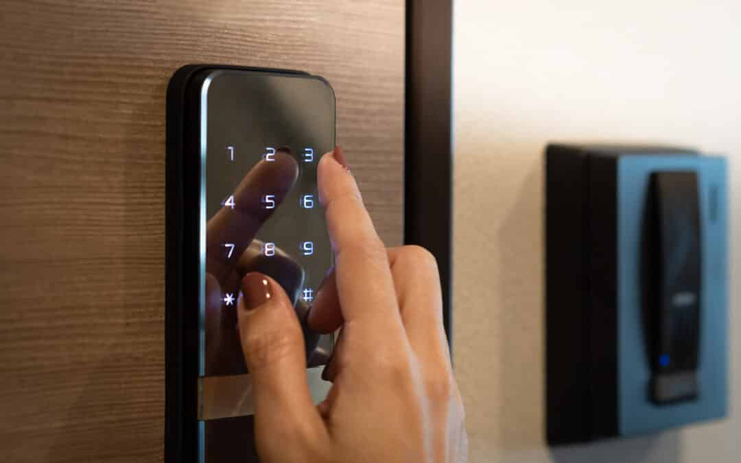 How Keyless Entry Improves Your Business Security